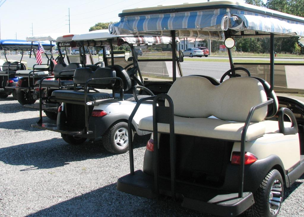 STM Golf Carts Ocala FL 2