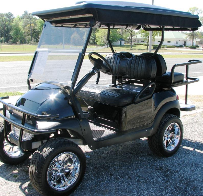 black club car3